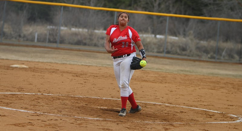 Kalee Wall Named MCAC Northern Division Pitcher-of-the-Week